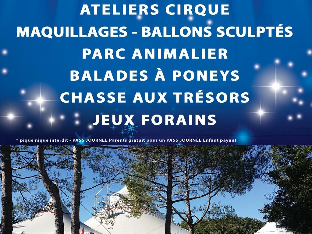 Circus park à Néoules
