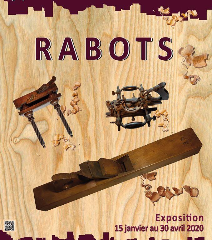 """Exposition """"Rabots"""" à Tourrette-Levens"""
