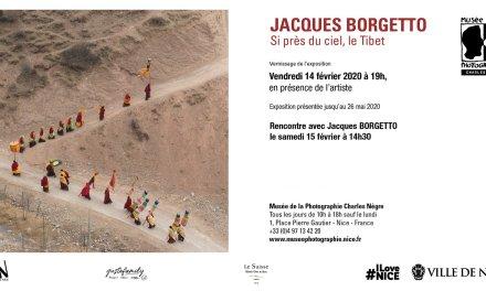 Jacques Borgetto, « Si Près Du Ciel, Le Tibet »