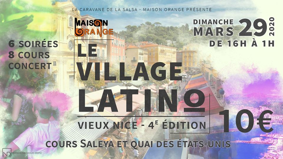 Village Latino à Nice