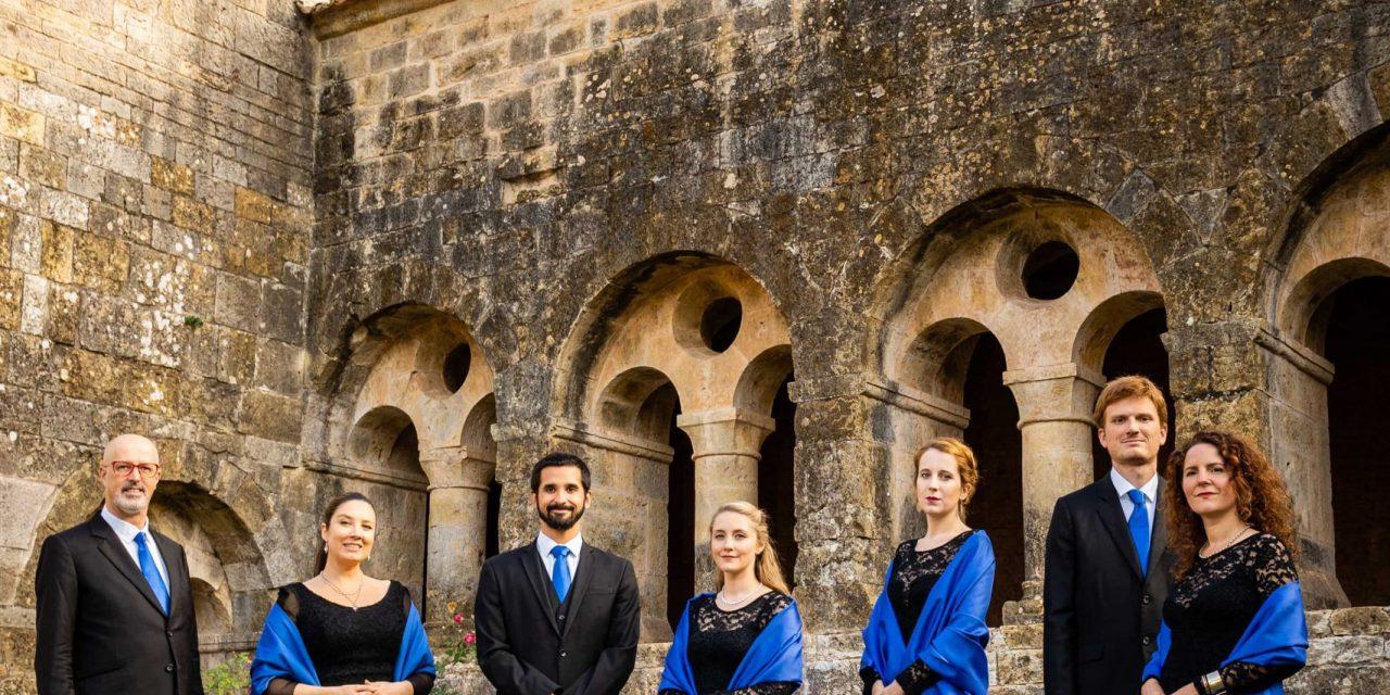 Les Voix Animées – 8 voix a cappella – Abbaye du Thoronet