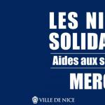 Tempête Alex : Appel à la solidarité