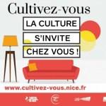 La Culture s'invite chez vous