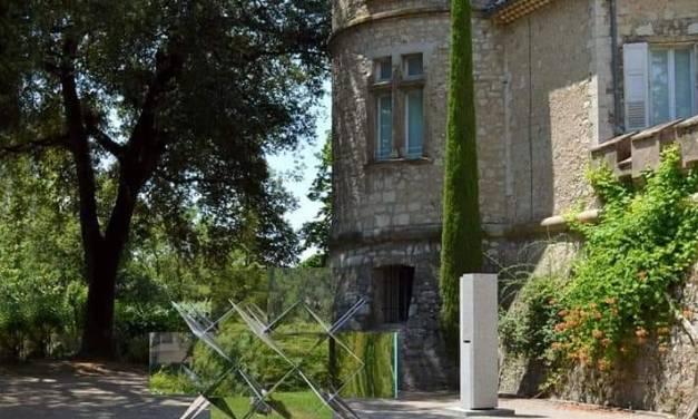 Visite Art, Architecture et Jardin au Château de Mouans-Sartoux