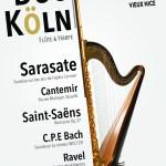 Duo Köln – Flûte et Harpe à Nice