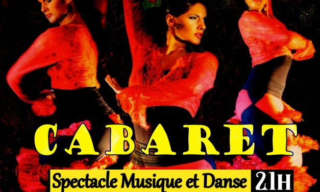 Cabaret Flamenco Fiesta  Al Andalus Flamenco Nuevo
