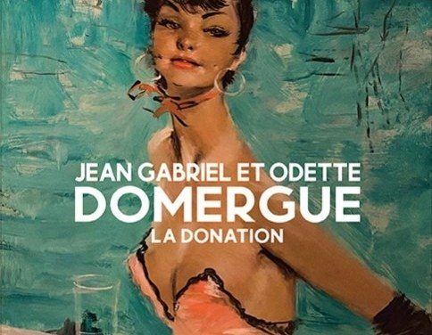 JEAN GABRIEL ET ODETTE DOMERGUE La donation