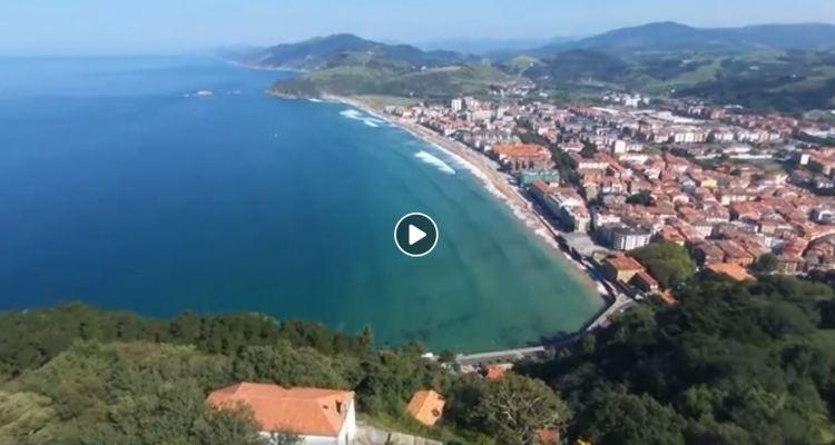 zarautz pays basque