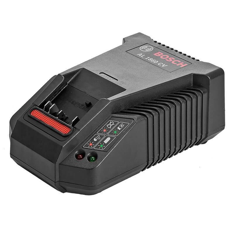 Chargeur Rapide 14 4v A 18v Li Ion Al1860cv Bosch 2607225322 Cote Brico