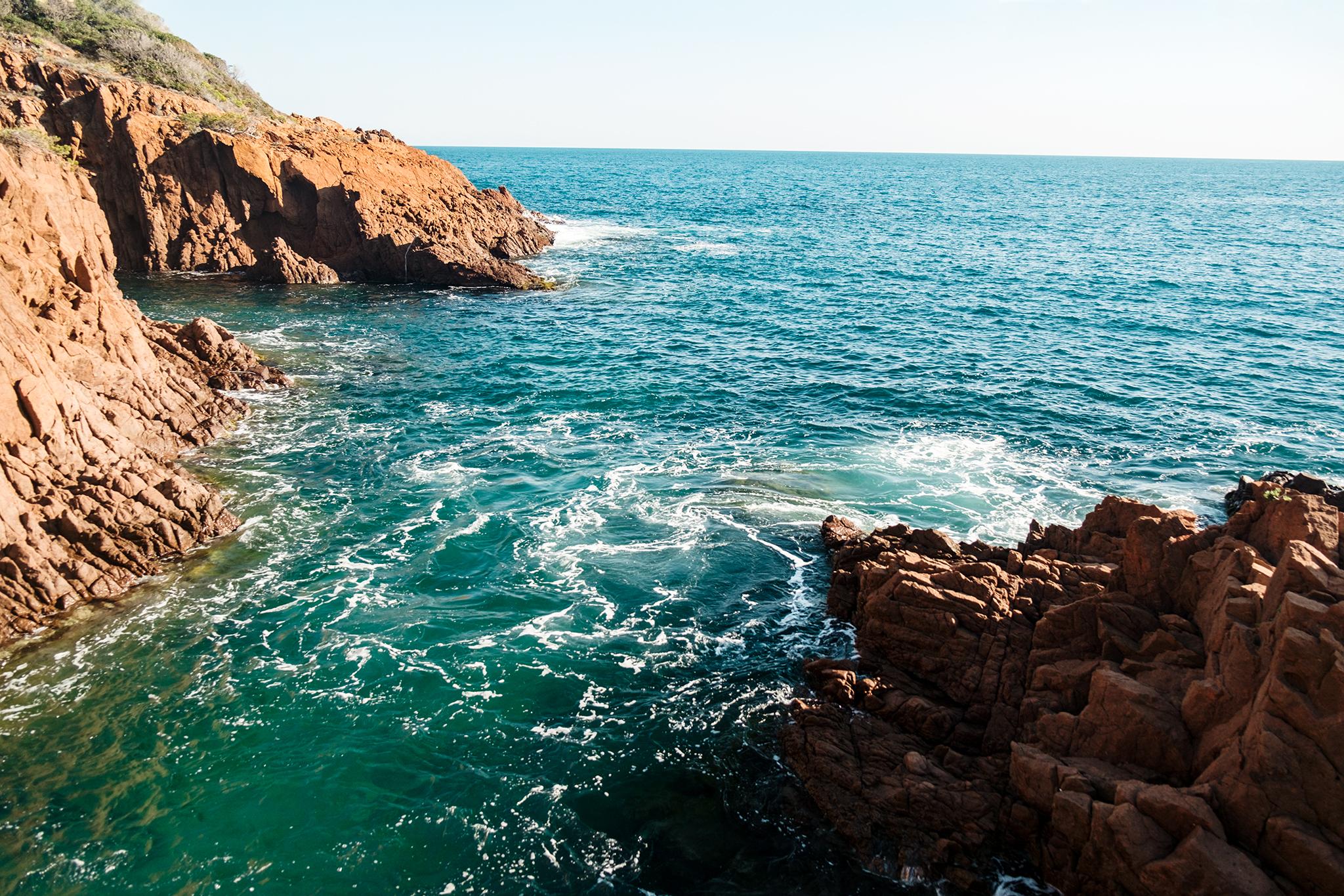 die Bucht der Calanque St. Barthélémy