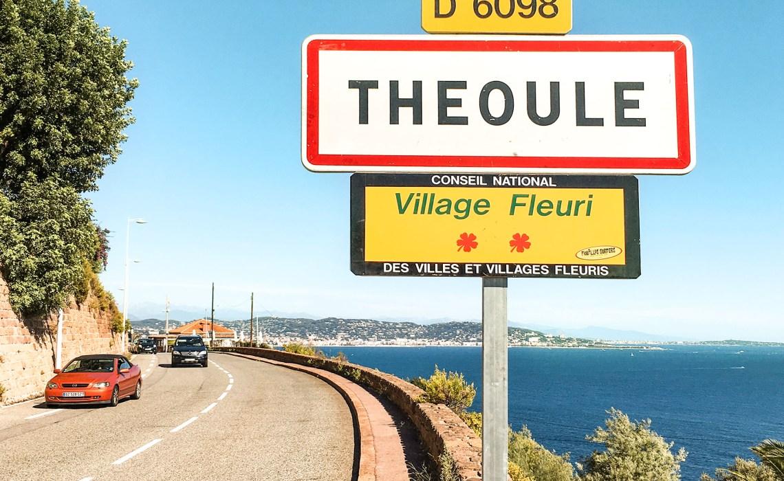 Eins der schönsten Dörfer an der französischen Riviera