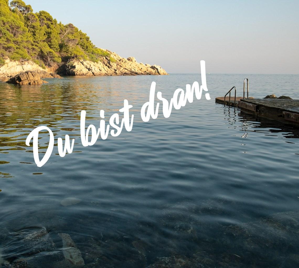 über die Côte d'Azur und Deine Erlebnisse