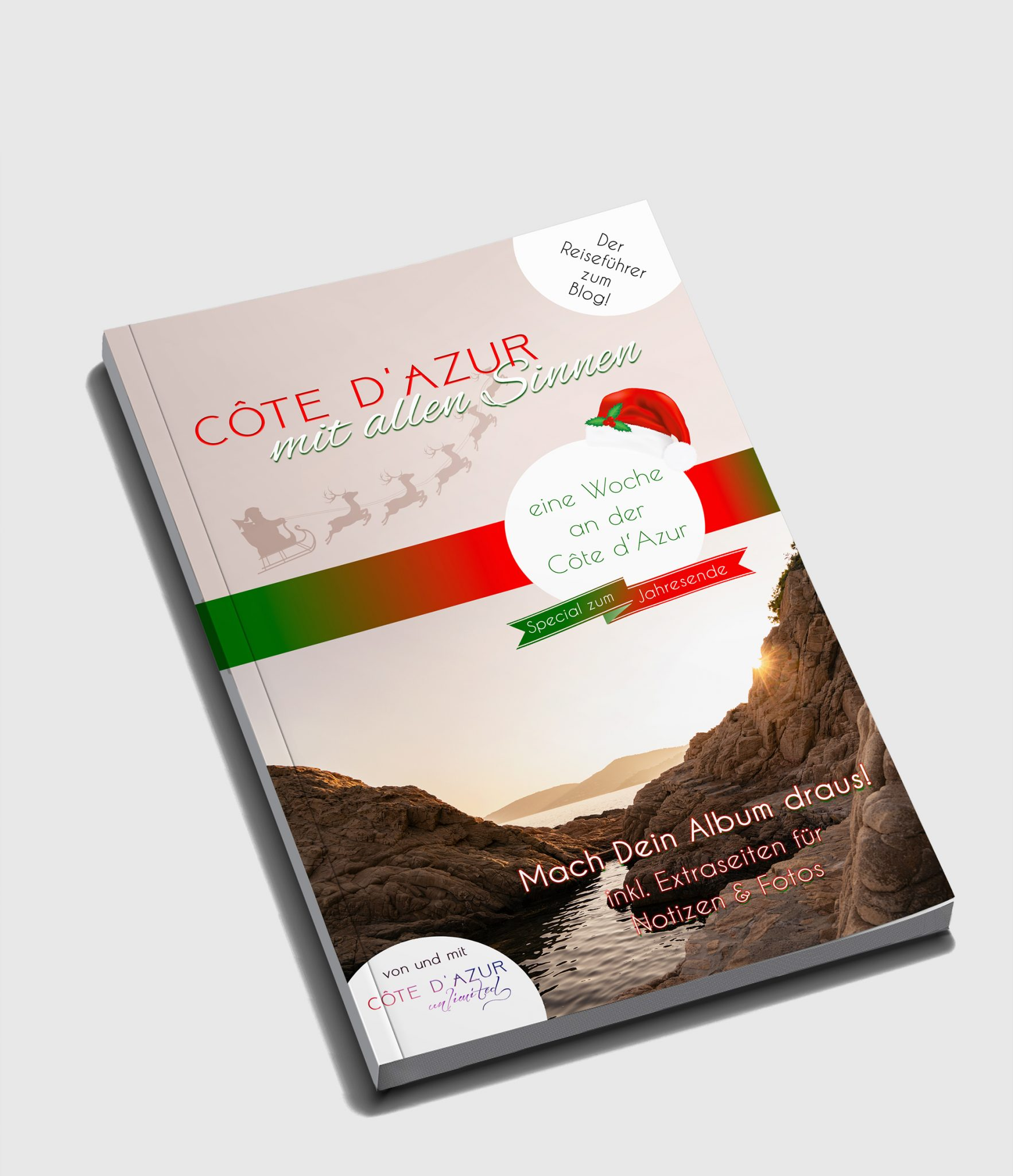 Côte D'Azur mit allen Sinnen zur Weihnachtszeit