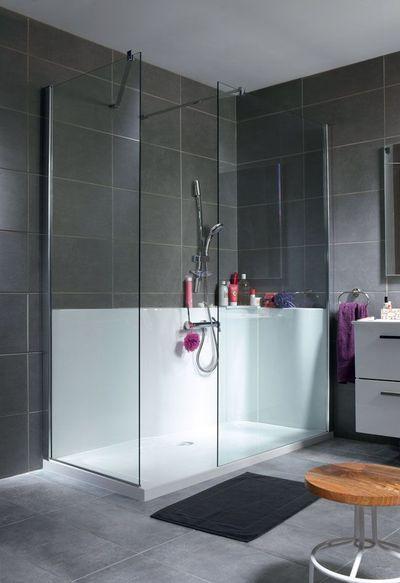 renover votre salle de bains en remplacant la baignoire par une douche en 170 x