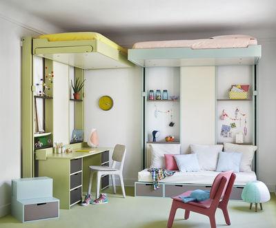 Lit Escamotable Espace Loggia Decouvrez Les Solutions Gain De Place Cote Maison
