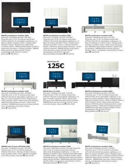 Ikea Besta Uppleva Le Meilleur Du Catalogue Côté Maison