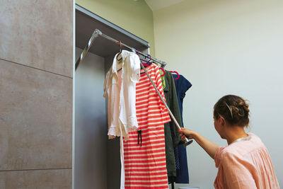 Dressing Pas Cher Sur Mesure Pour Petite Chambre Ct Maison