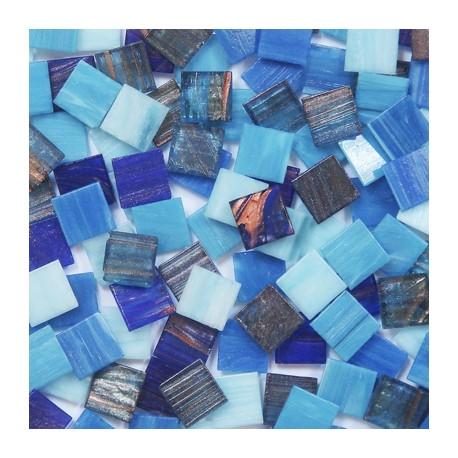 Mosaique Pate De Verre Italienne Irisee Cocktail Bretagne