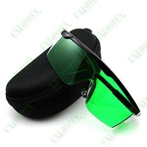 eleksmaker® Rouge Violette Bleue Laser Protection Lunettes de sécurité Lunettes Eyewear