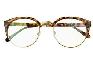 JIAHGUK – Monture de lunettes – Femme – Marron –