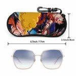 Dragon Ball Super Son Goku unisexe étuis à lunettes à coque dure pour hommes, femmes et enfants