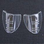 Lot de 10 paires de lunettes de sécurité pour lunettes de sécurité – Pour lunettes de sécurité – Pour lunettes de petite à moyenne taille.