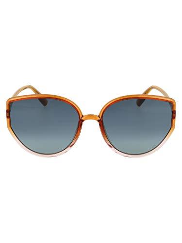 Mode De Luxe | Dior Femme SOSTELLAIRE409Z1L Orange Acétate Lunettes De Soleil | Ss21