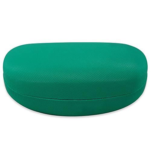 LAGO TERRA – Étui à lunettes – Femme – Vert – Large