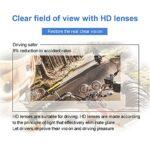 Lunettes de sécurité avec ajustement universel | Lunettes de sécurité pour les travaux de construction | Lunettes résistantes aux rayures avec protection UV et anti-buée
