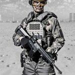Lunettes de tir Uvex Apache – Lunettes de tir de qualité Militaire