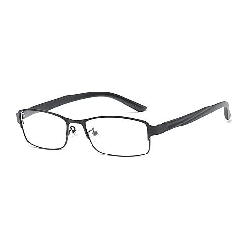 NIUBKLAS Petit cadre carré hypermétropie lunettes lunettes de lecture sur ordonnance hommes femmes affaires lunettes de vue lointaine oculo de grau