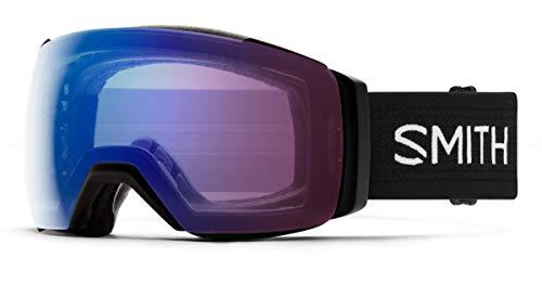 Smith Optics I/O MAG XL Ski- Snowboardbrille Black – ChromaPOP Rose Flash Photochromic