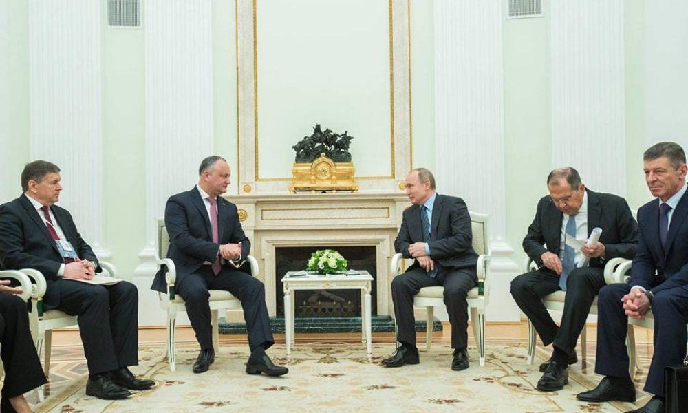 BREAKING NEWS Gestul lui Putin după victoria Maiei Sandu
