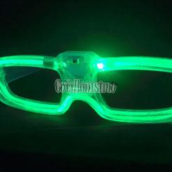 anteojos de colores led