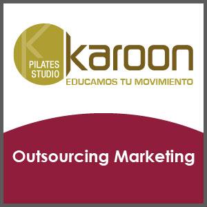 Outsourcing marketing karoon pilates