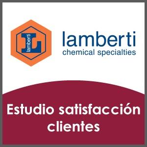 Estudio satisfaccion clientes Lamberti Iberia, S.A.U
