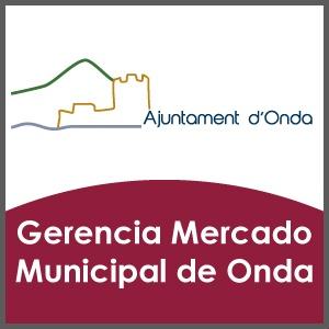 Gerencia mercado municipal de Onda