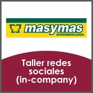 Taller redes sociales (in-company) MasyMas Fornes