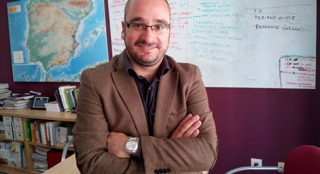 pedro reig presidente aje comunidad valenciana