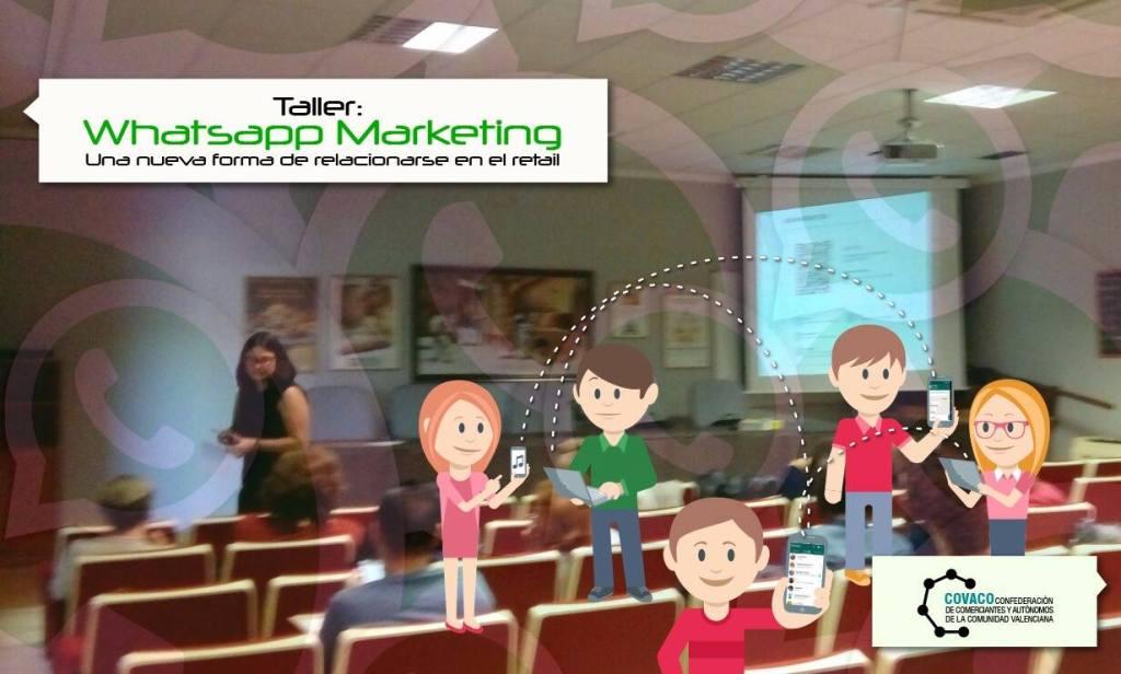 whatsapp marketing covaco castellon