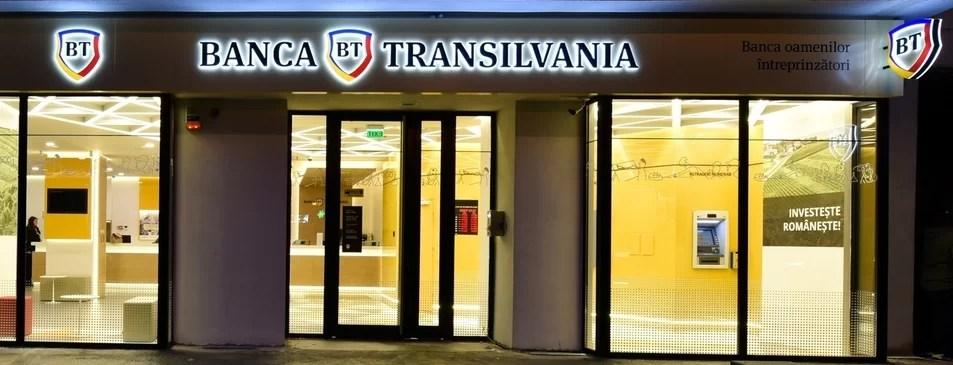 BANCA TRANSILVANIA COTROCENI