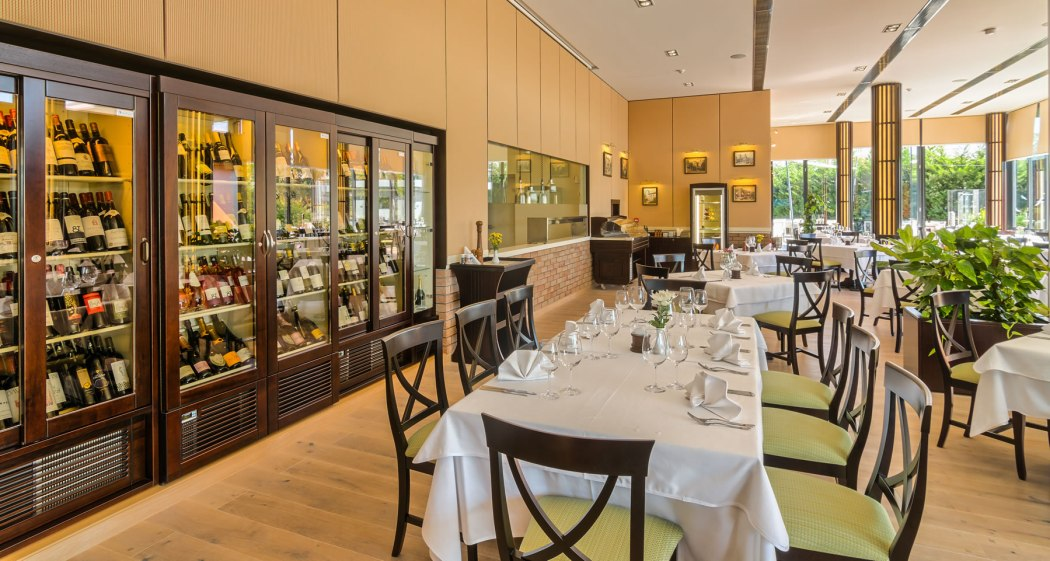 Restaurantul Golden Blitz Cotroceni
