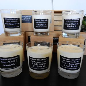Candles ex-display