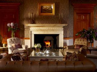 brockencote hall hotel restaurant wedding cotswolds