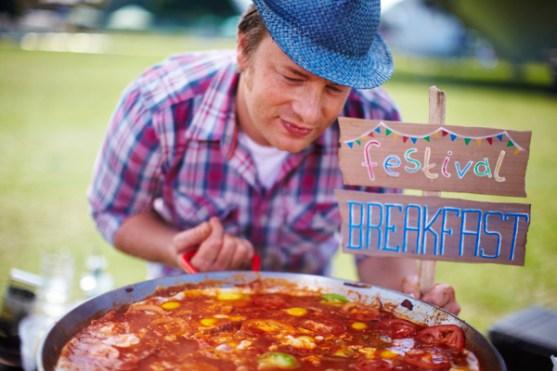 jamie oliver the big feastival cotswolds festival kids food