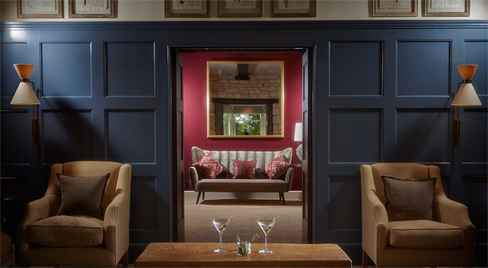 dormy house farncombe broadway chipping campden cotswolds