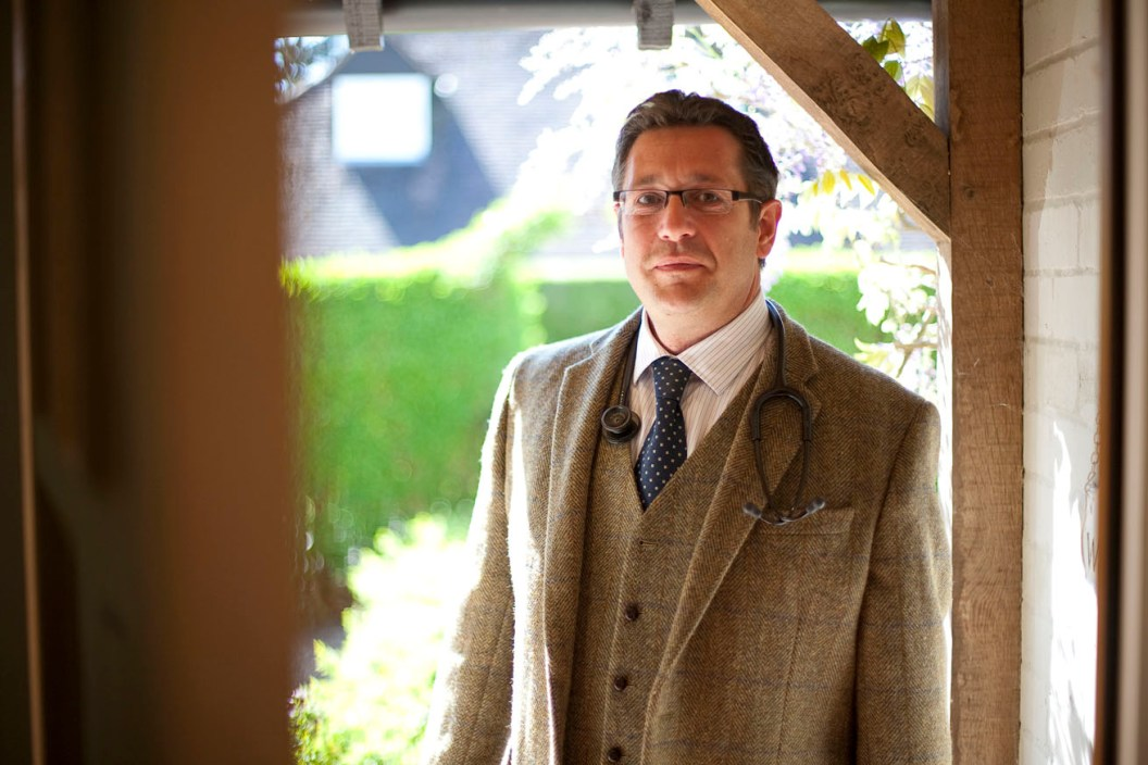 concierge medical karl braine private gp doctor chipping campden cotswolds