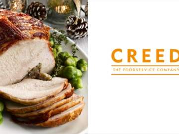 Creed TV Christmas Buffet Concepts