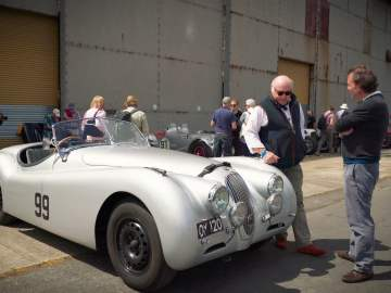 DNA Jaguar EP 2 – Jaguar XK120 at Flywheel