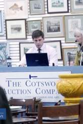 Cotswold Auction Company new Auction Room